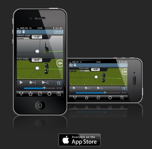 3bays Gsa Putt Golfov Analyz Tor Putingu Apple Ios