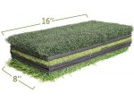 Longridge 3 Turf Golf Practice Mat