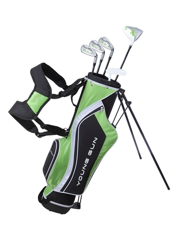 Young Gun Junior SGS2 GREEN - vek 12-14 - GRAFIT